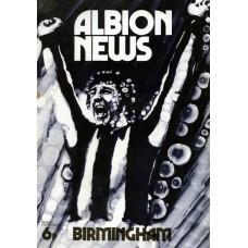 30/08/1972  West Bromwich Albion v Birmingham City