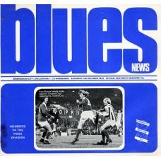13/10/1973 Birmingham City v Wolverhampton Wanderers