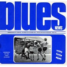 27/10/1973 Birmingham City v Everton