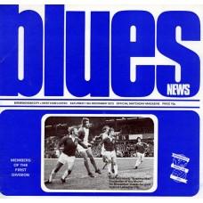 15/12/1973 Birmingham City v West Ham Utd