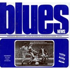 19/01/1974  Birmingham City  v  Manchester City
