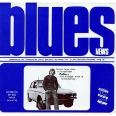 16/03/1974 Birmingham City v Manchester Utd