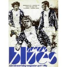 20/08/1974  Birmingham City v Leicester City