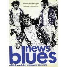 14/09/1974  Birmingham City v Derby County