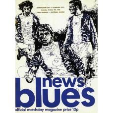 05/10/1974  Birmingham City v Coventry City