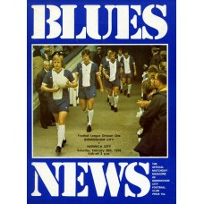 28/02/1976 Birmingham City v Norwich City