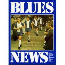 20/03/1976 Birmingham City v Coventry City