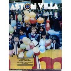 18/09/1976  Aston Villa v Birmingham City