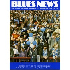 29/01/1977  Birmingham City v Leeds Utd FA Cup Round 4