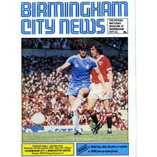 11/11/1978  Birmingham City v Manchester Utd