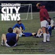 03/05/1980  Birmingham City v Notts County