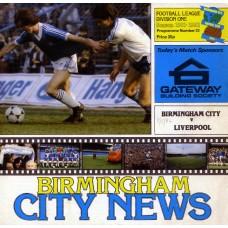 08/05/1982  Birmingham City v Liverpool