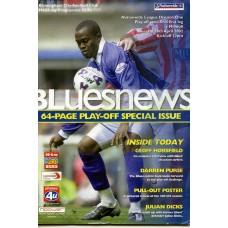 28/04/2002  Birmingham City v Millwall  Div1 Play-off semi final 1st Leg