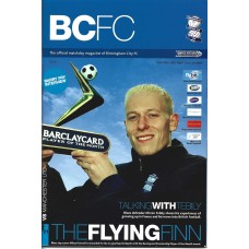 10/04/2004  Birmingham City v Manchester Utd