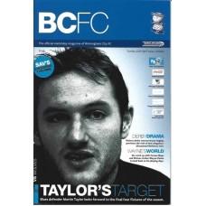 25/04/2004  Birmingham City v Wolverhampton Wanderers
