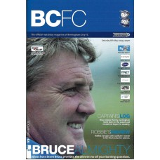 08/05/2004  Birmingham City v Liverpool
