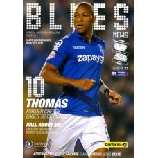 25/10/2014  Birmingham City v AFC Bournemouth