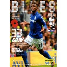 08/11/2014  Birmingham City v Cardiff City