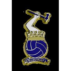 Blues Trust Pin Badge
